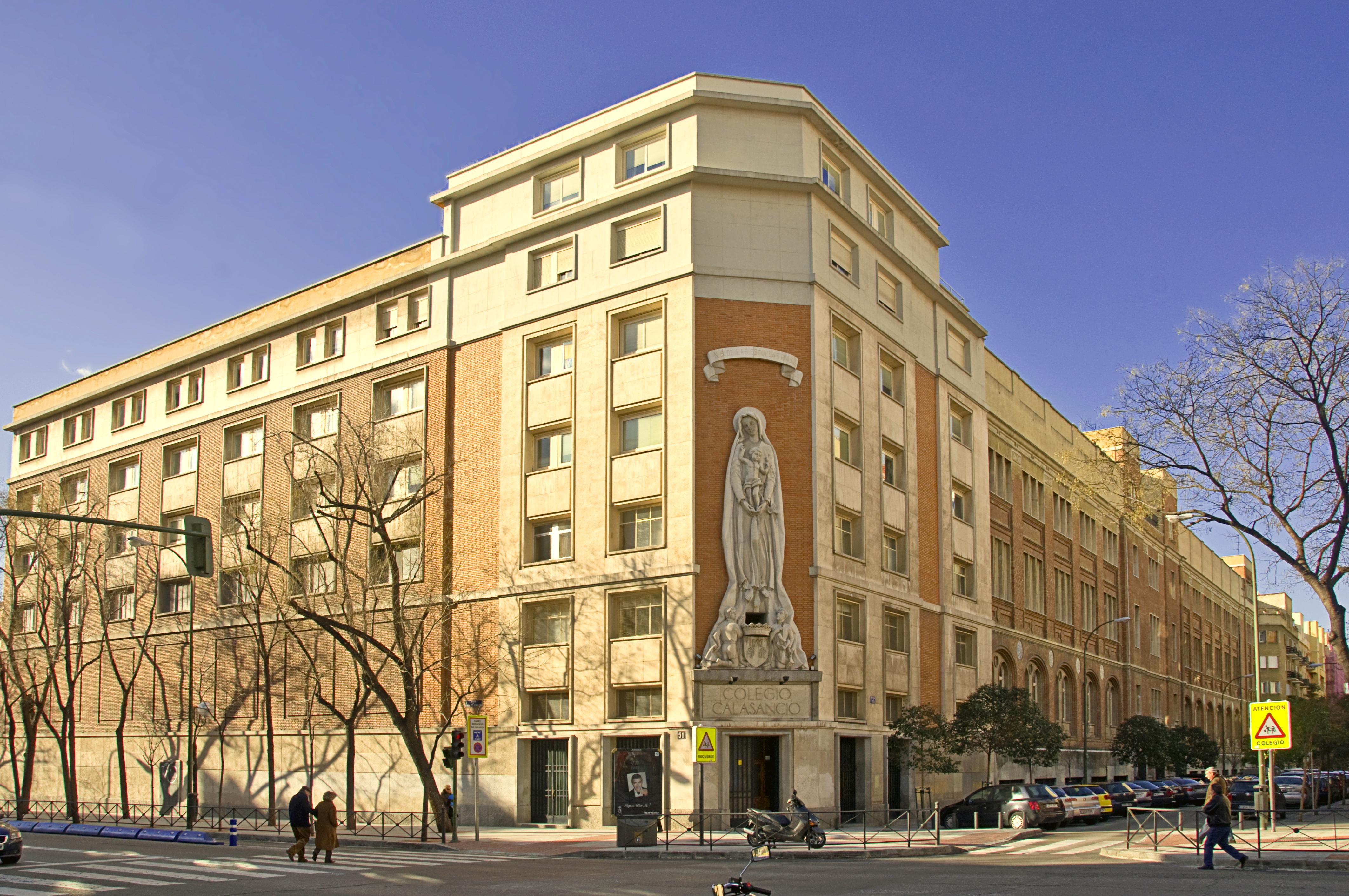 File colegio calasancio de las escuelas p as madrid - Colegio escolapias madrid ...