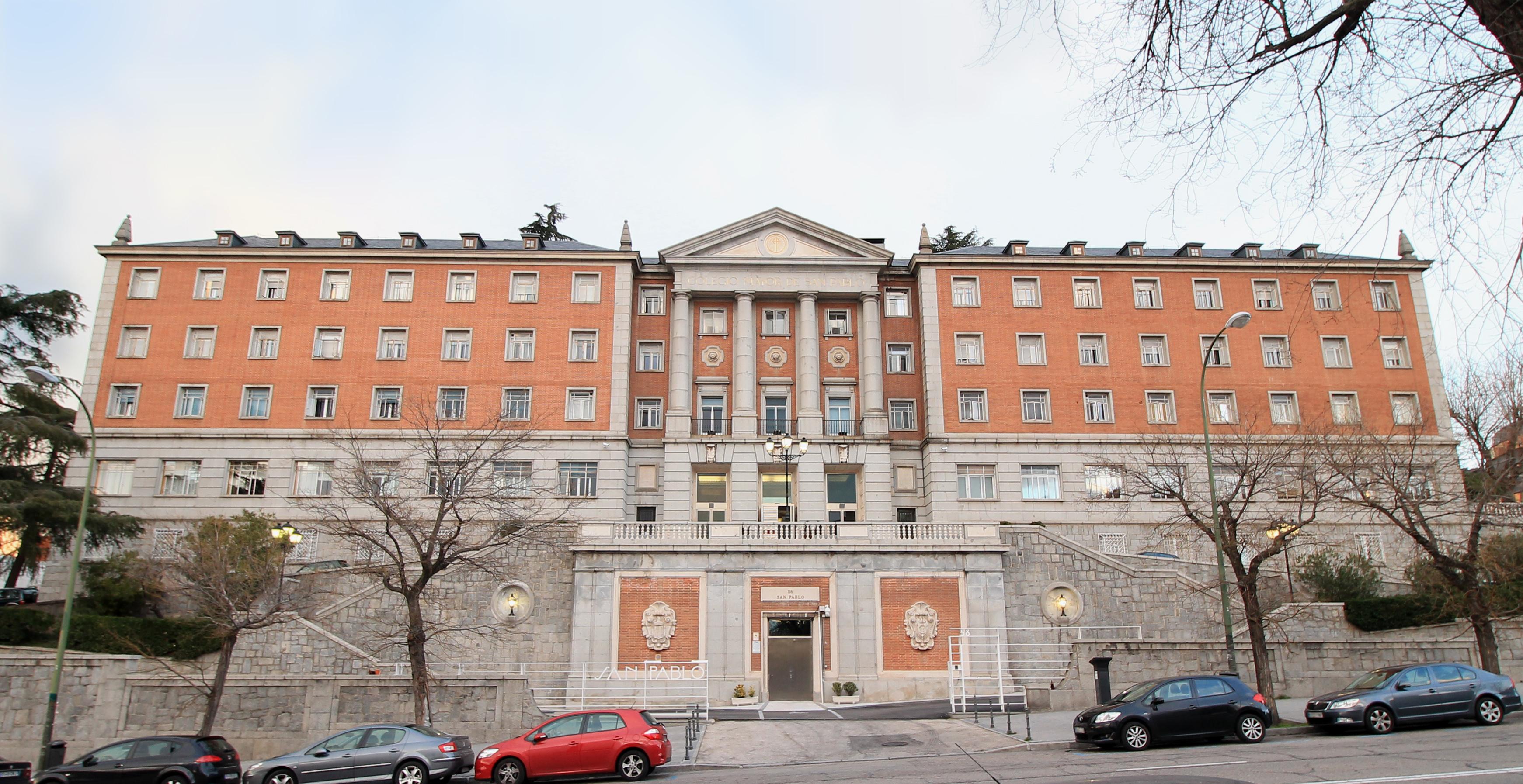 File colegio mayor de san pablo madrid - Colegio escolapias madrid ...