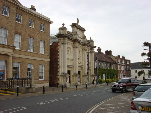 File:Corn Exchange, King's Lynn - geograph.org.uk - 524518.jpg