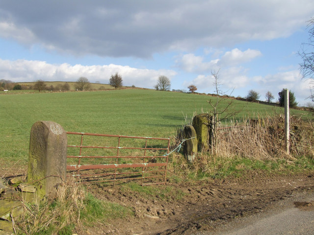 Countryside southeast of Wirksworth, Derbyshire (geograph 150268)