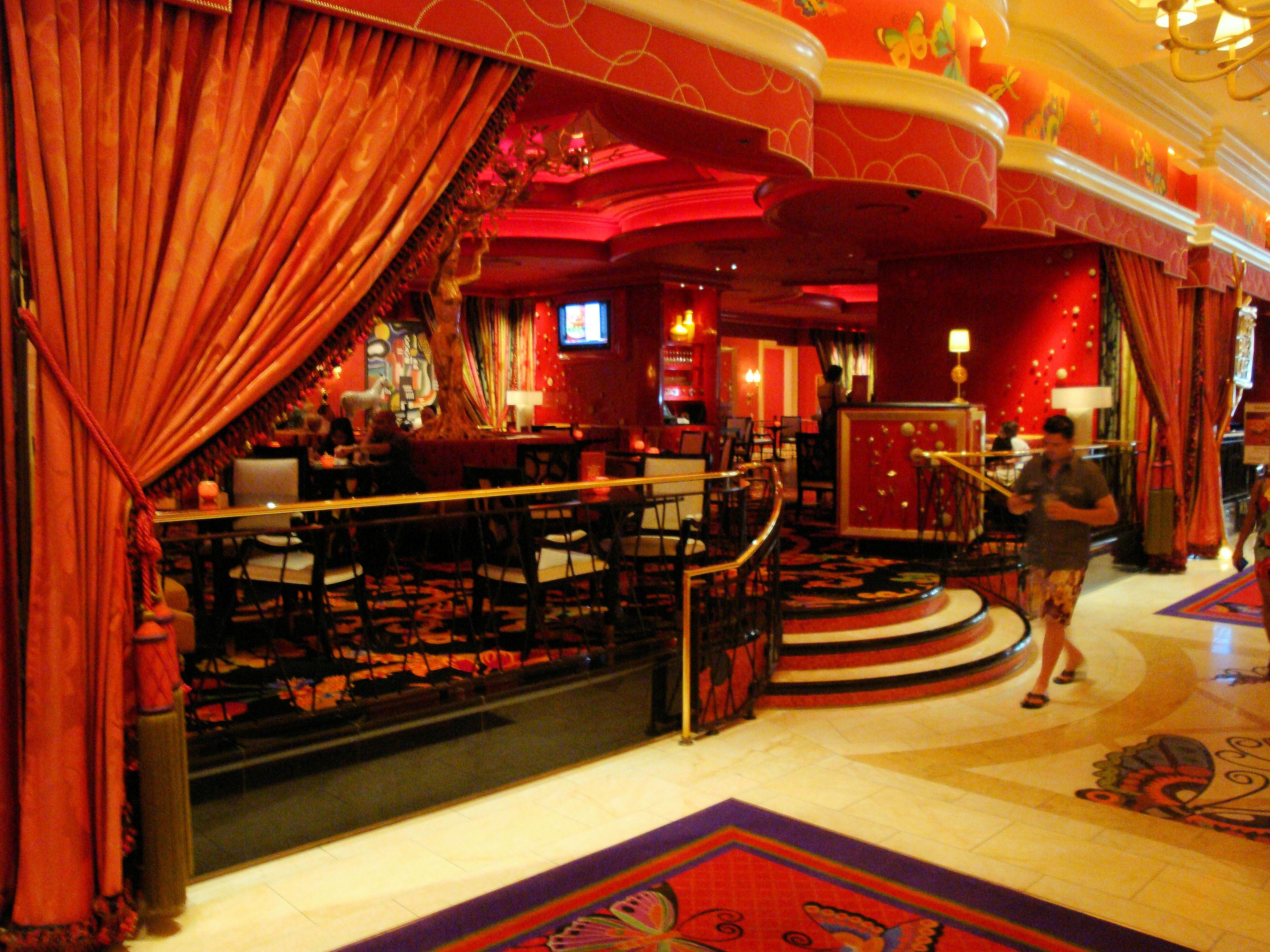 Valley Hotel Cafe Menu
