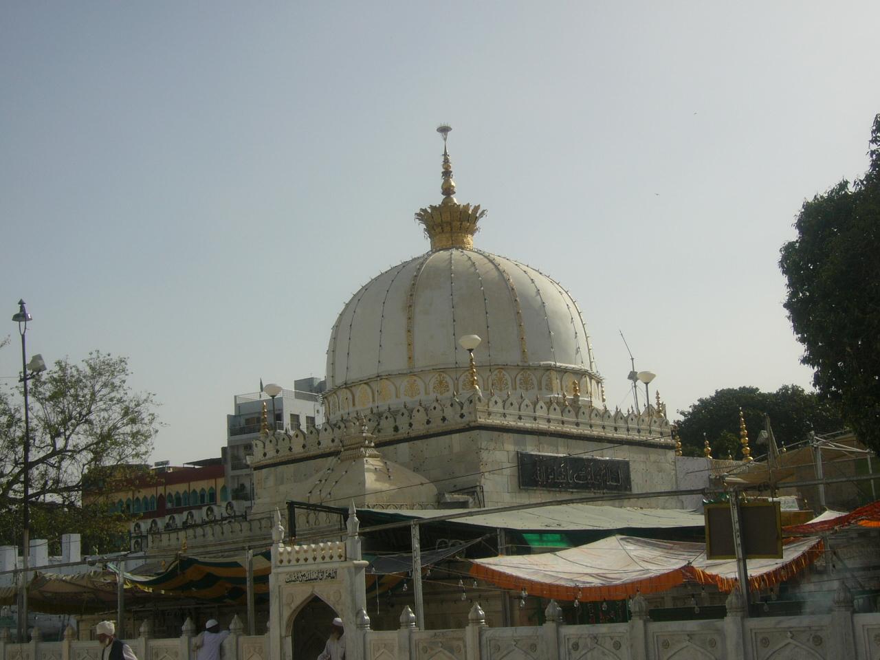 Ajmer India  City new picture : ... Sufi saint Moinuddin Chishti Ajmer India 5 Wikimedia Commons