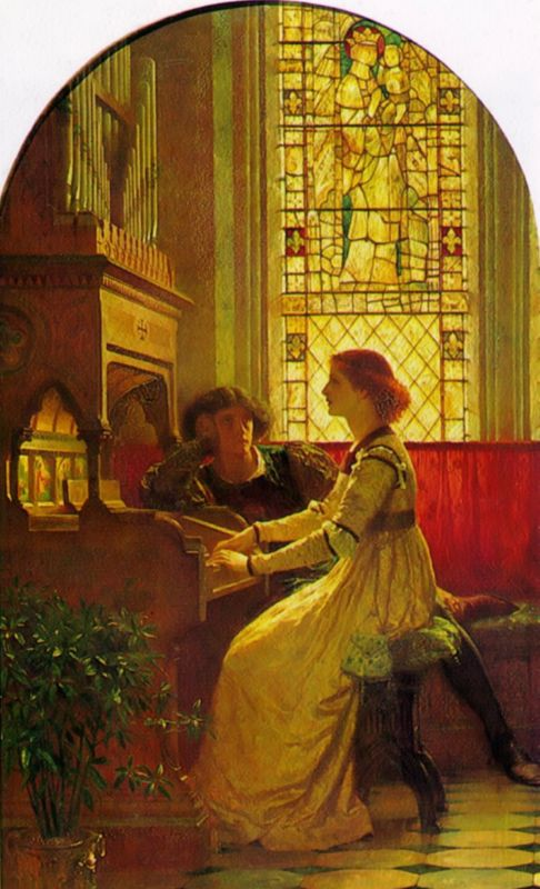 Dicksee-Harmony-c. 1877