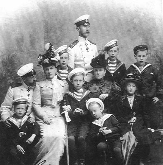 File:Dimitri Constantinovich with his family.jpg