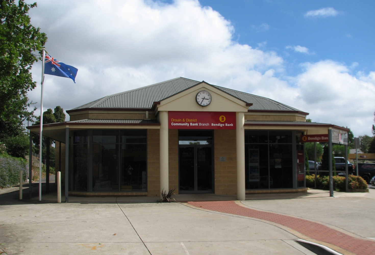 Drouin Australia  city pictures gallery : Drouin Bendigo Bank Wikimedia Commons