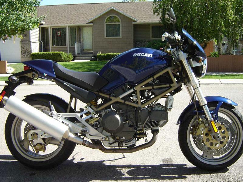 Ducati Monster Showa Fork Shims