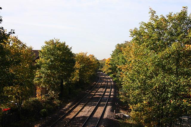 Dudding Hill Railway Station Wikipedia