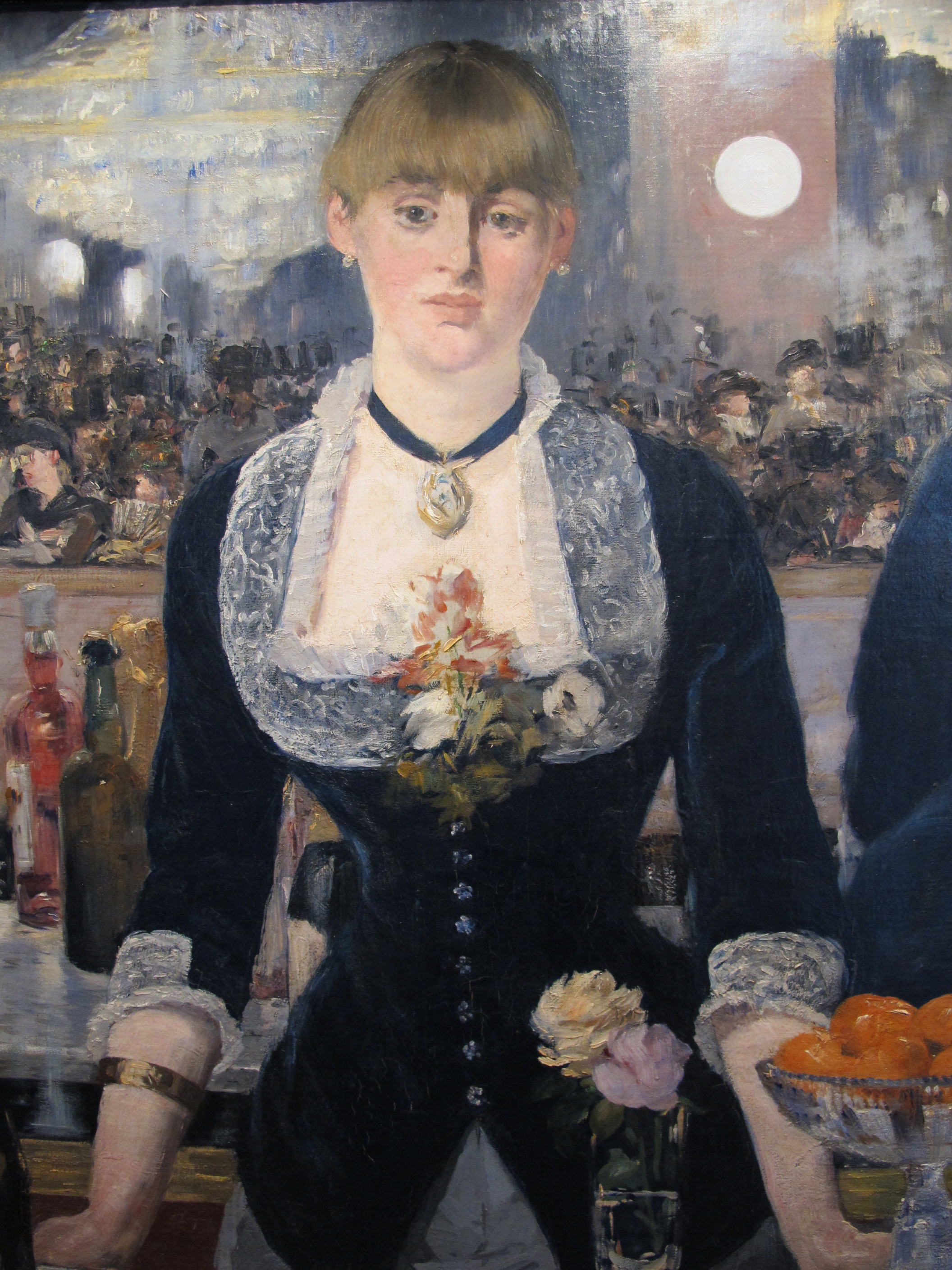 Édouard Manet A Bar at the FoliesBergère  The Courtauld