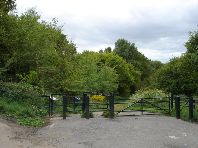 Entrance to Orwell Country Park - geograph.org.uk - 1307849