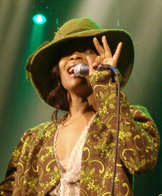 Erykah badu named her daughter what popular culture families com