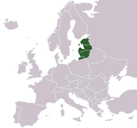 Прибалтика — Путеводитель Викигид Wikivoyage