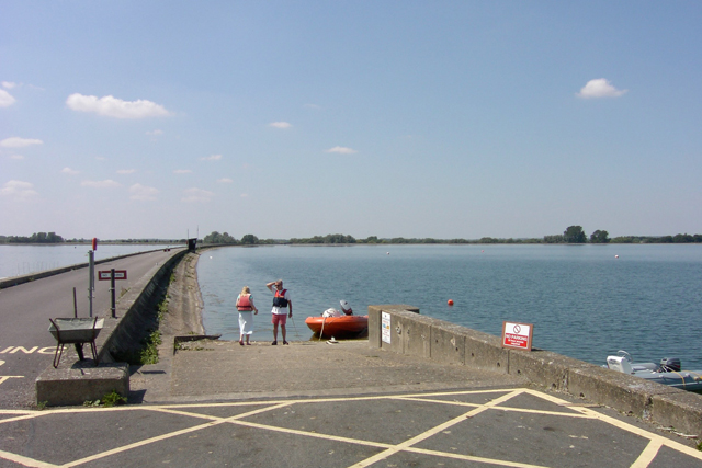Farmoor Reservoir - geograph.org.uk - 28649