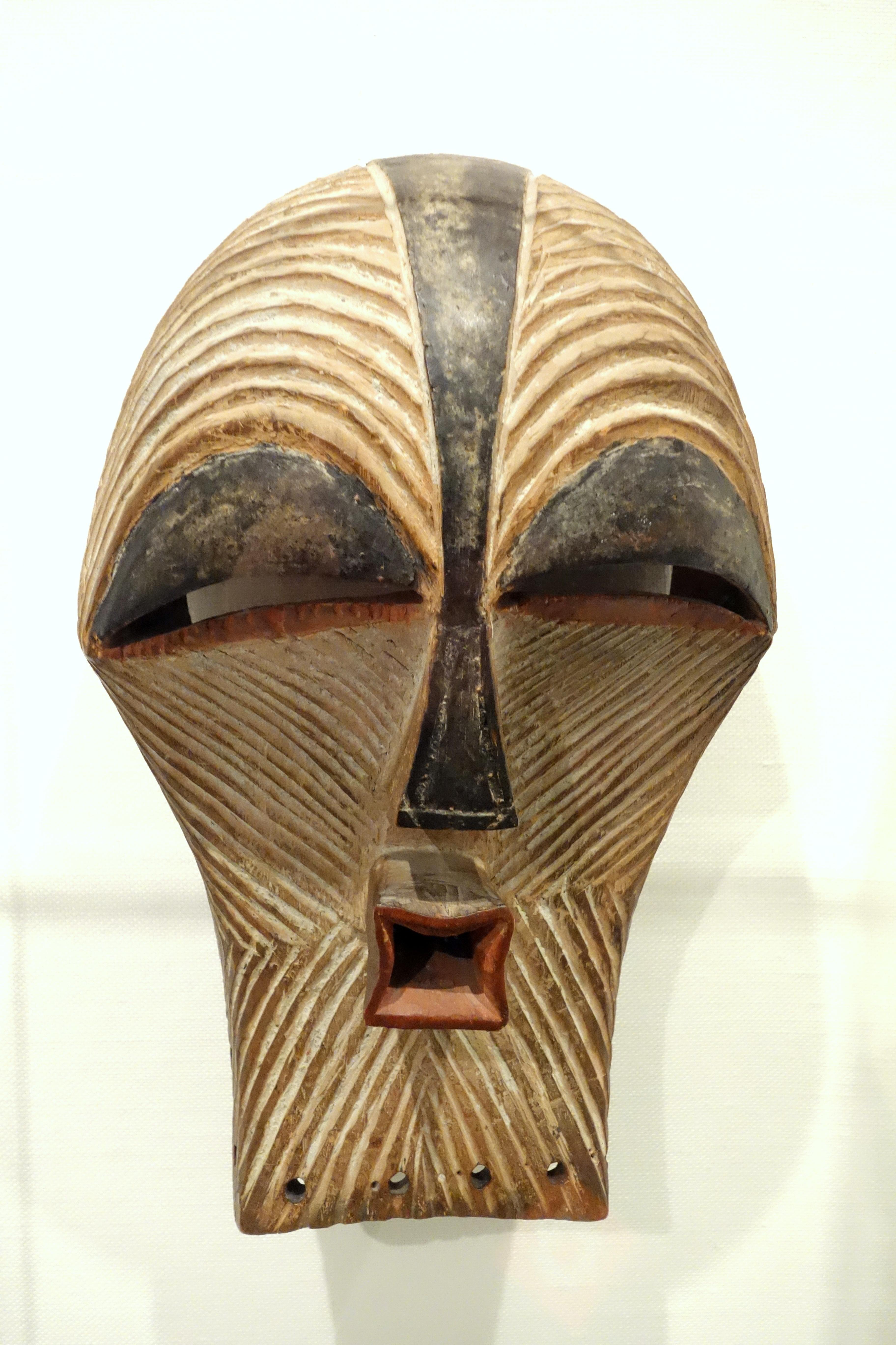 File Female Kifwebe Mask Songye Or Luba People West