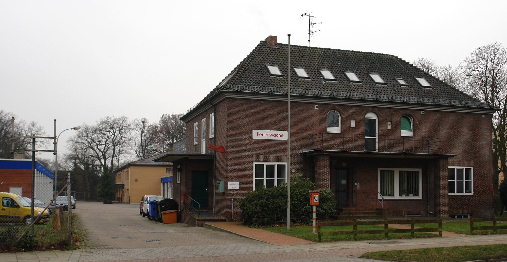 Feuer Bremen file feuer und rettungswache 3 bremen jpg wikimedia commons