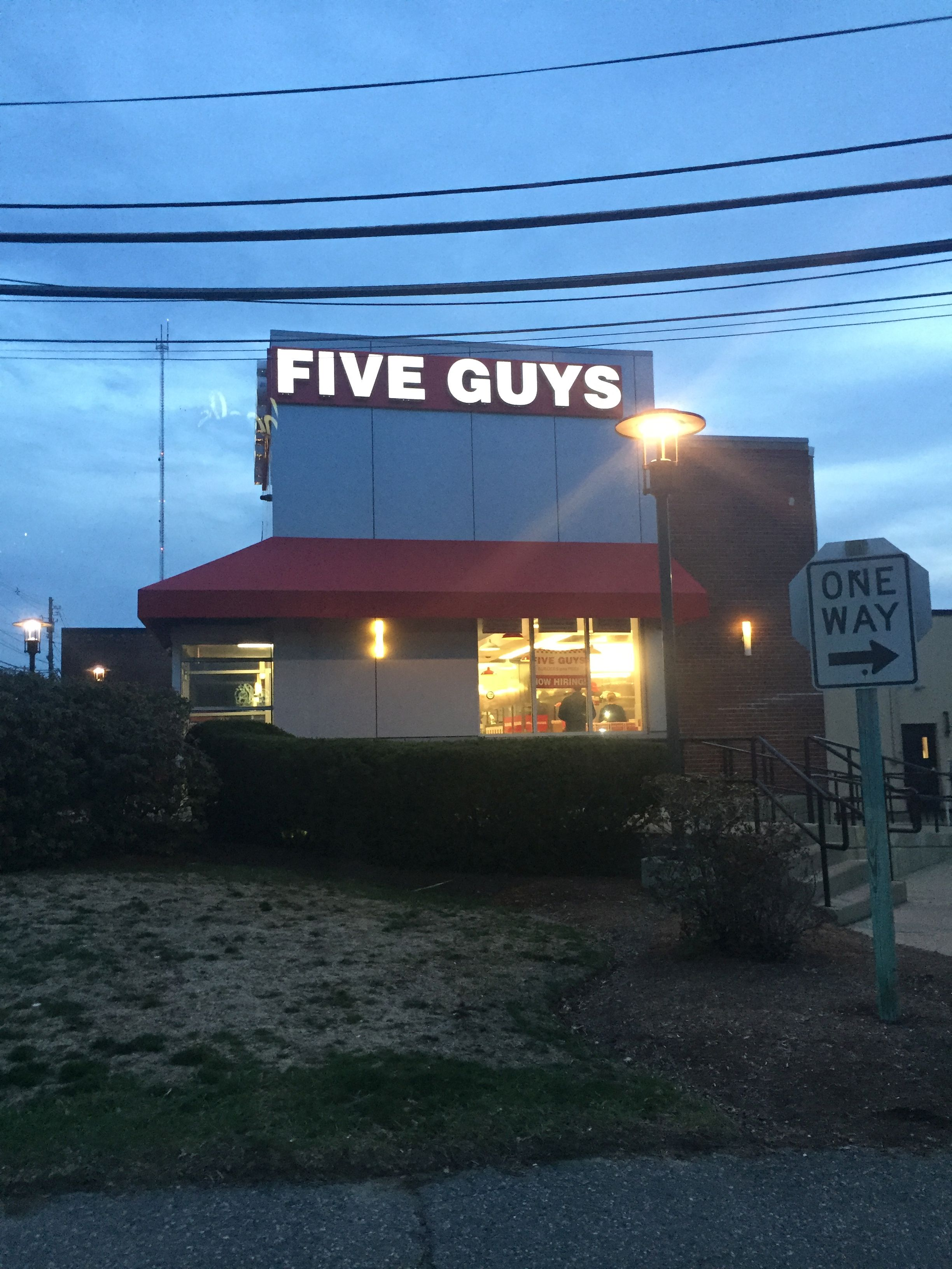 Is Five Guys Considered Fast Food