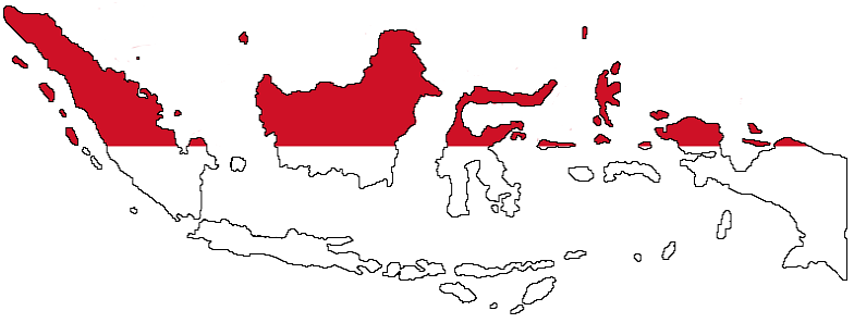 File:Flag-map of Indonesia.png - Wikimedia Commons