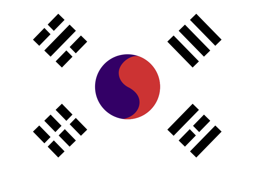 File flag of korea 1919 1945 png wikimedia commons - Picture of a korean flag ...
