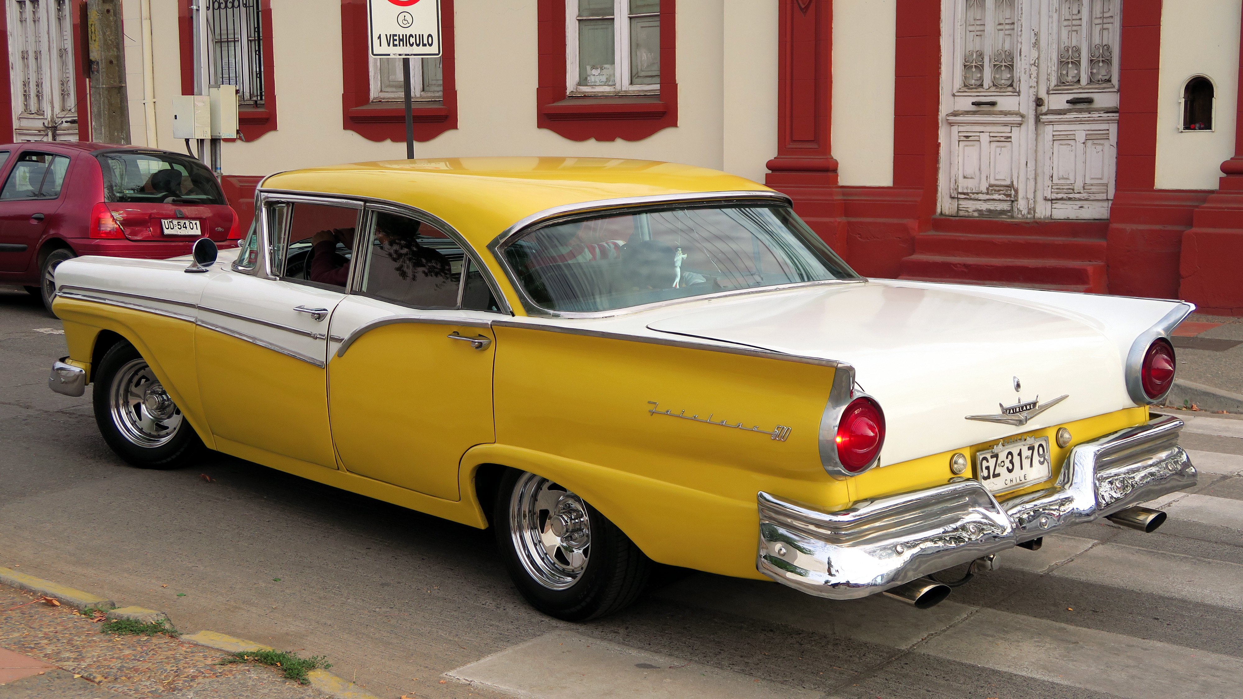 The 1957 Ford Fairlane and Fairlane 500 Ford 1957