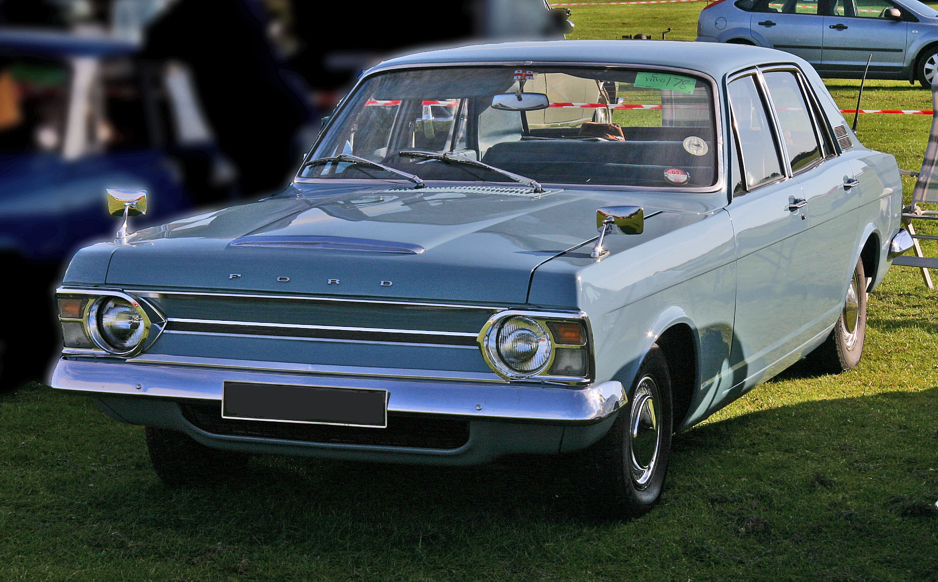 1964 Ford Falcon Parts File:Ford Zephyr 3008E front.jpg - Wikipedia
