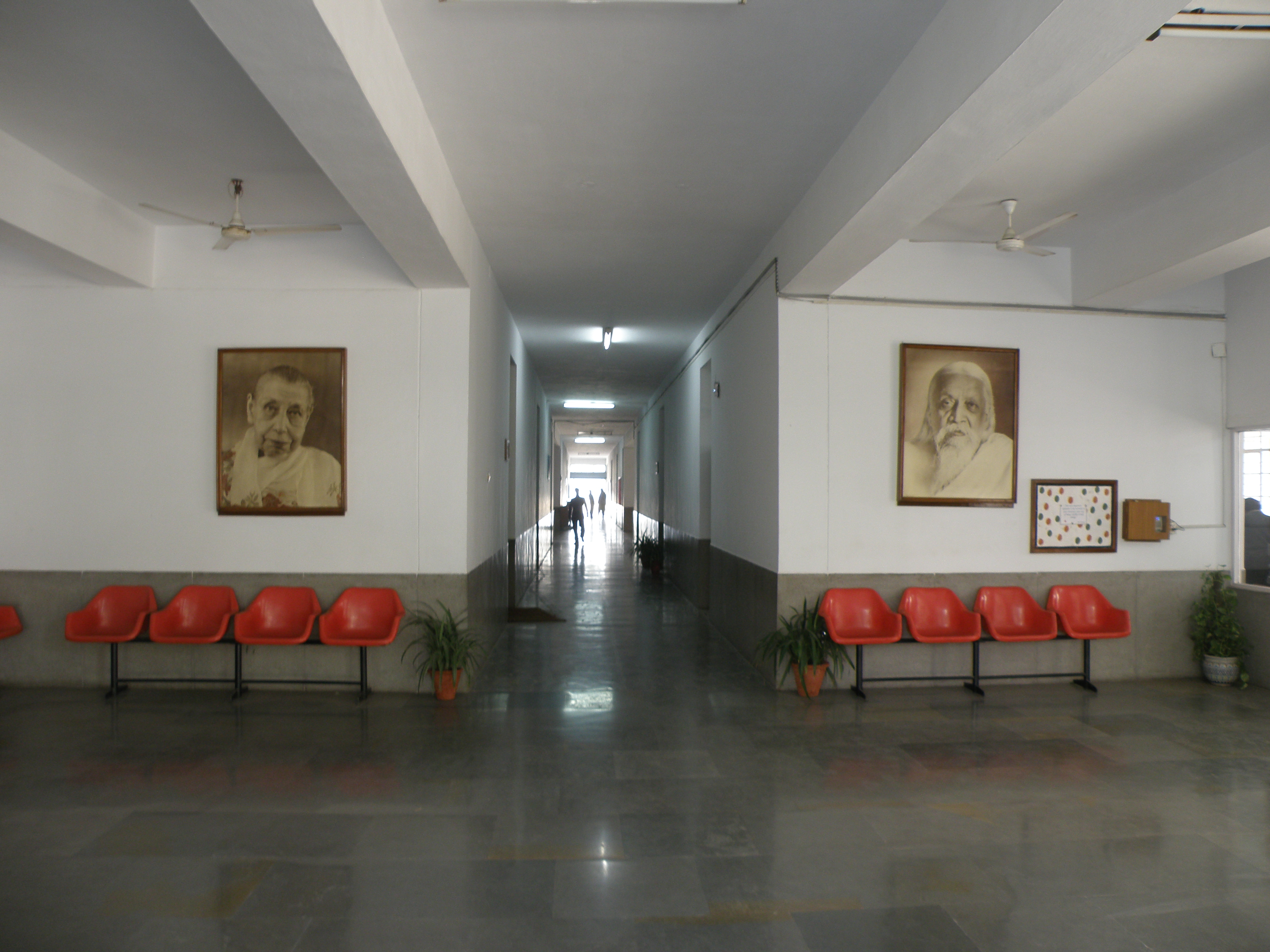 Foyer Office Address : File foyer near principal s office mother international