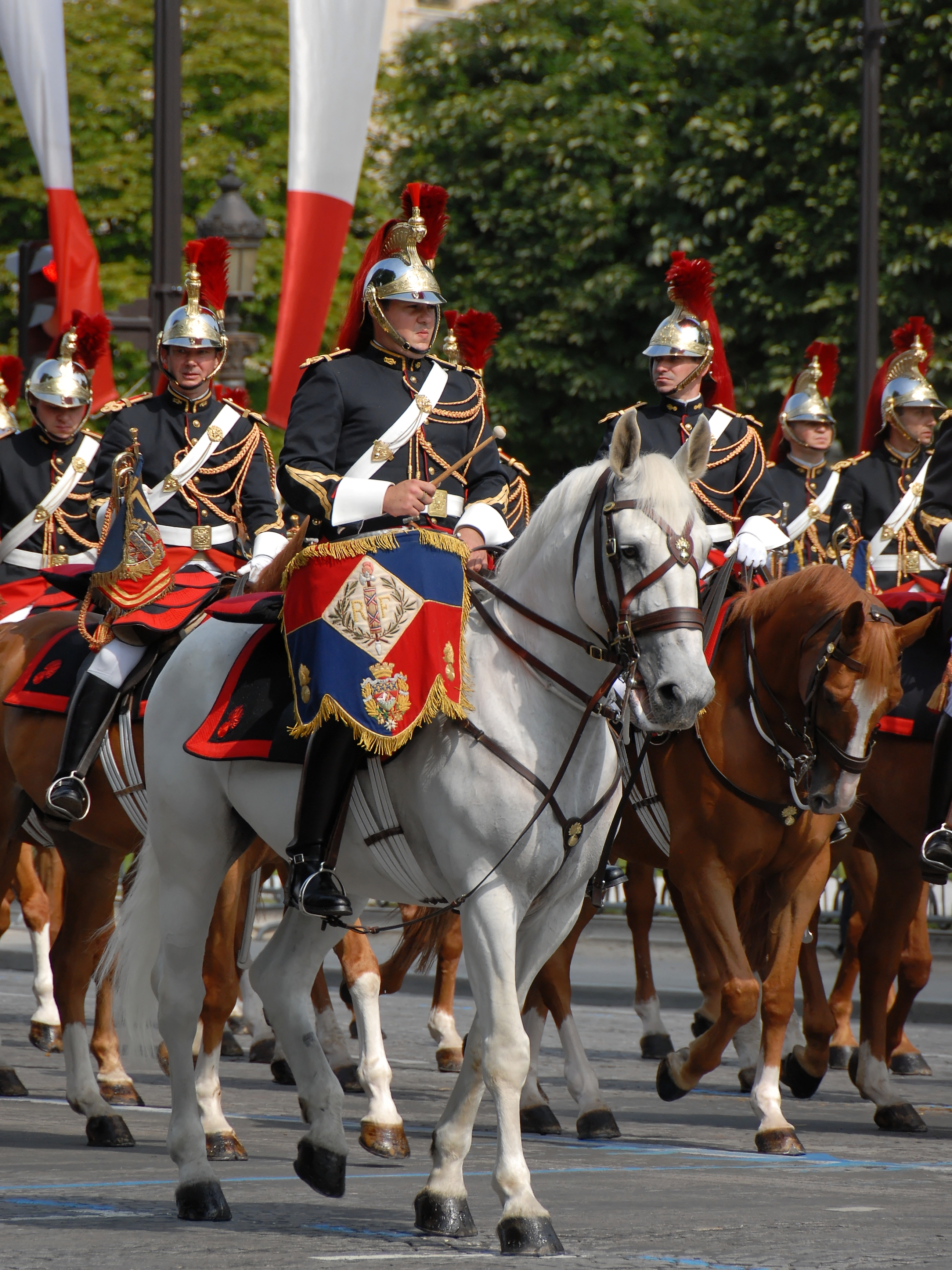 French Republican Guard Bastille Day 2007 n3