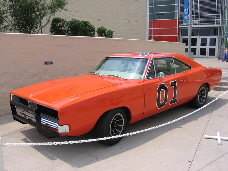 General Lee Car Racing Games