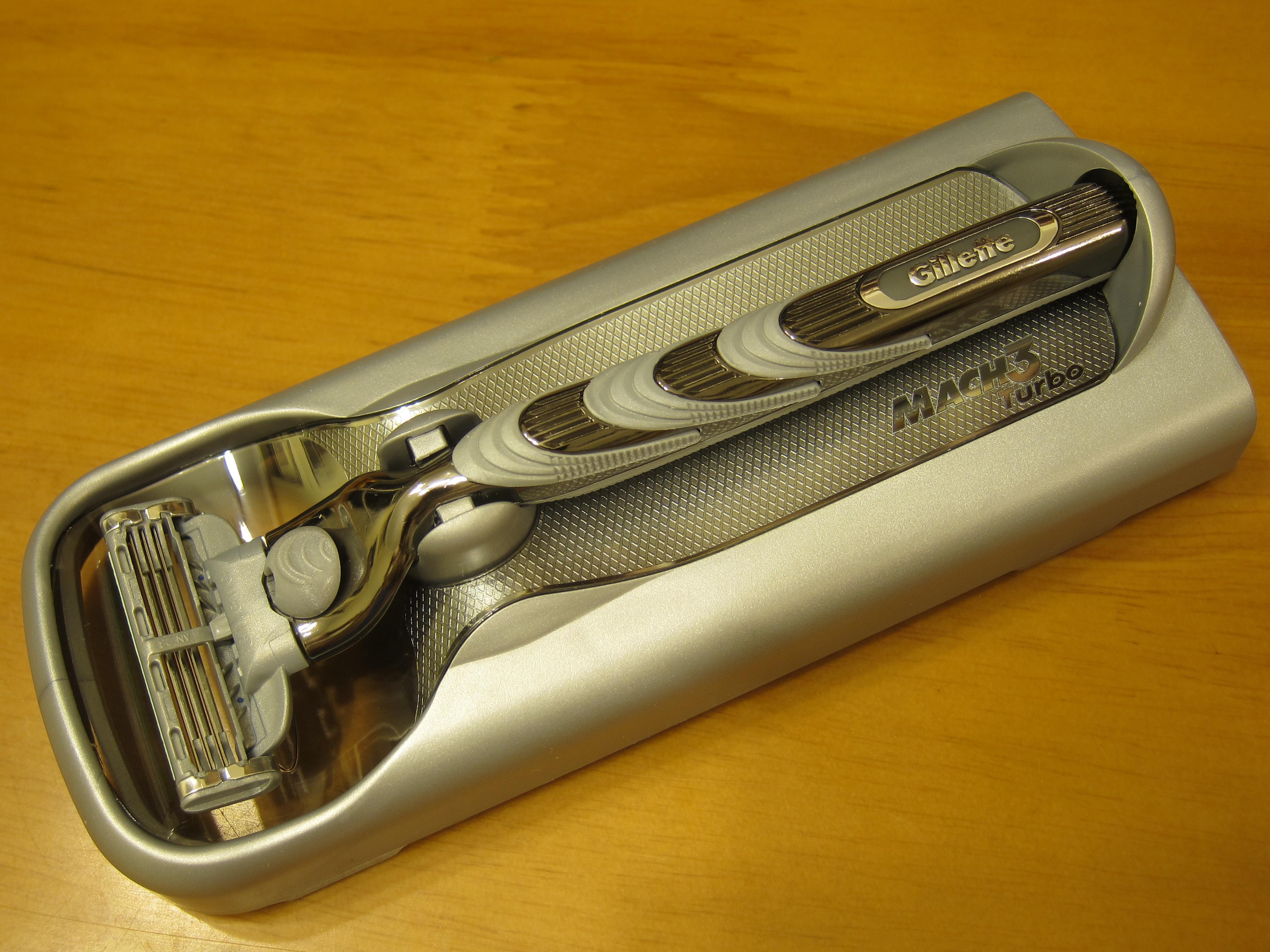 File:Gillette Mach3 Turbo.jpg - Wikimedia Commons