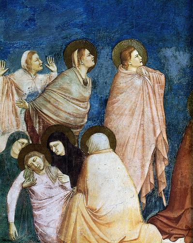 La deposizione dalla croce. Rosso Fiorentino e altri artisti. Giotto%2C_crocifissione_di_assisi_02