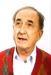 English: Giovanni Giudici, italian poet.