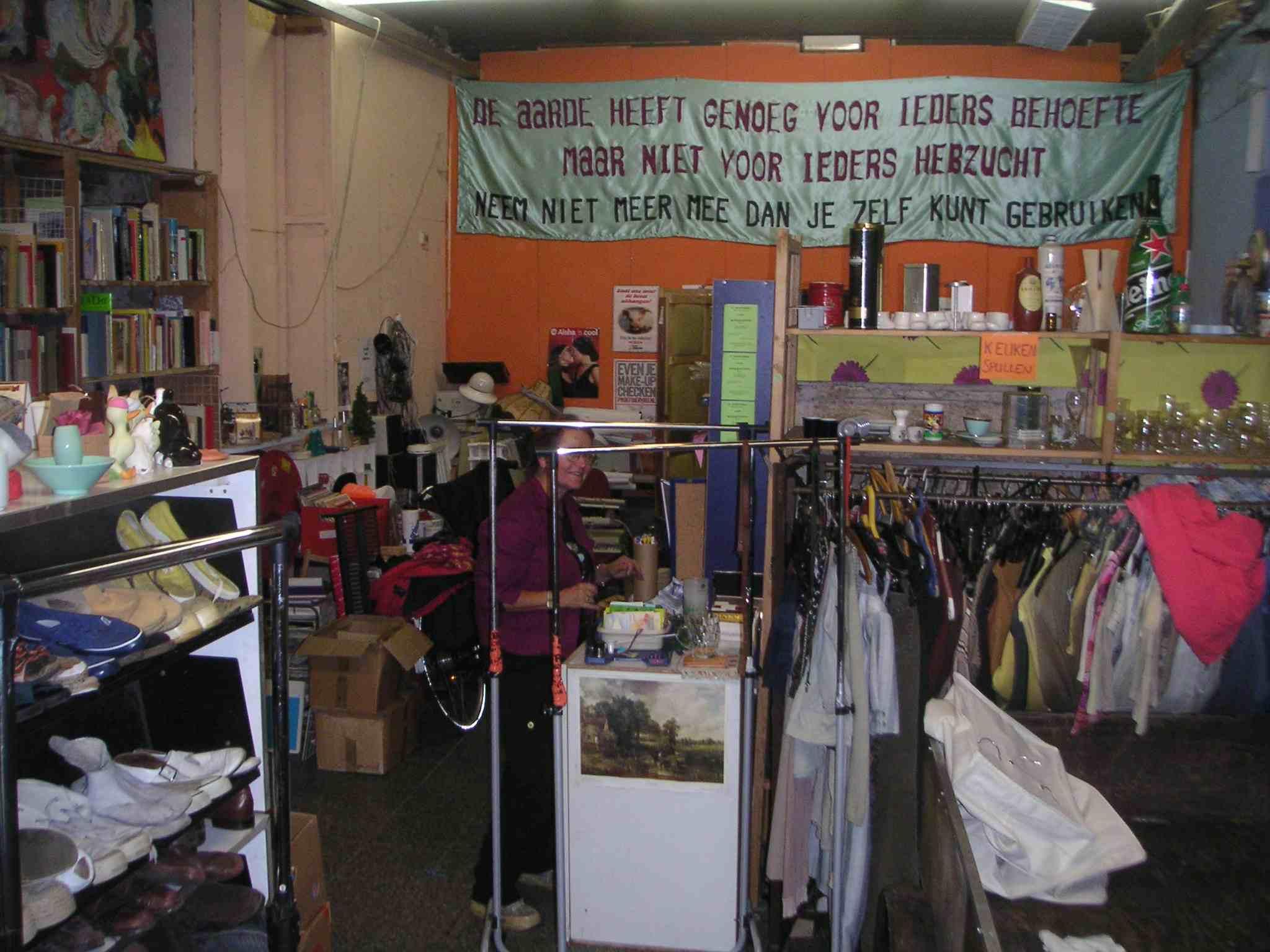 Keuken Outlet Store : File:give away shop utrecht inside.jpg wikimedia commons