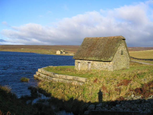Grimwith Reservoir - geograph.org.uk - 21421