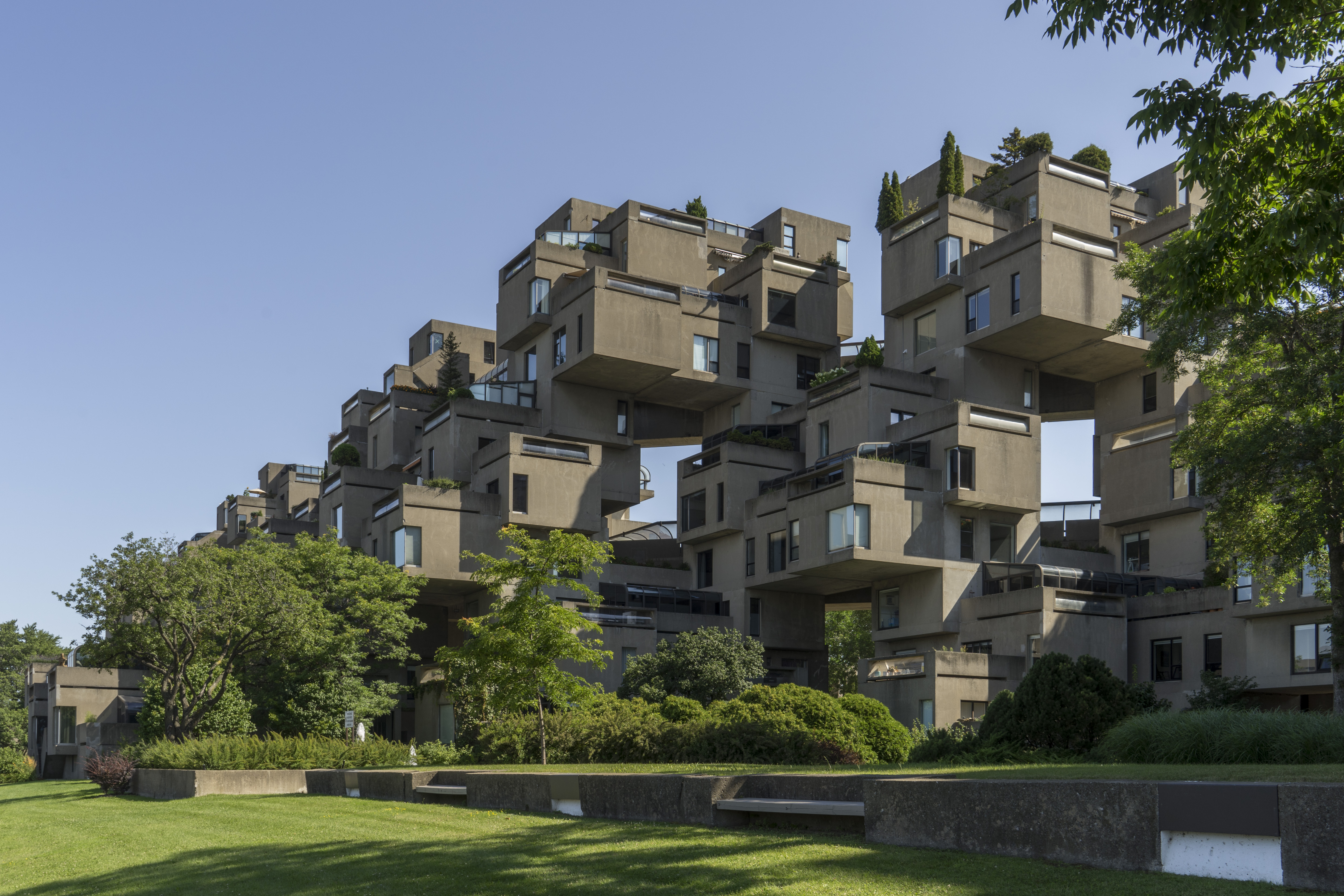 File habitat 67 southwest wikimedia commons for Construction habitat