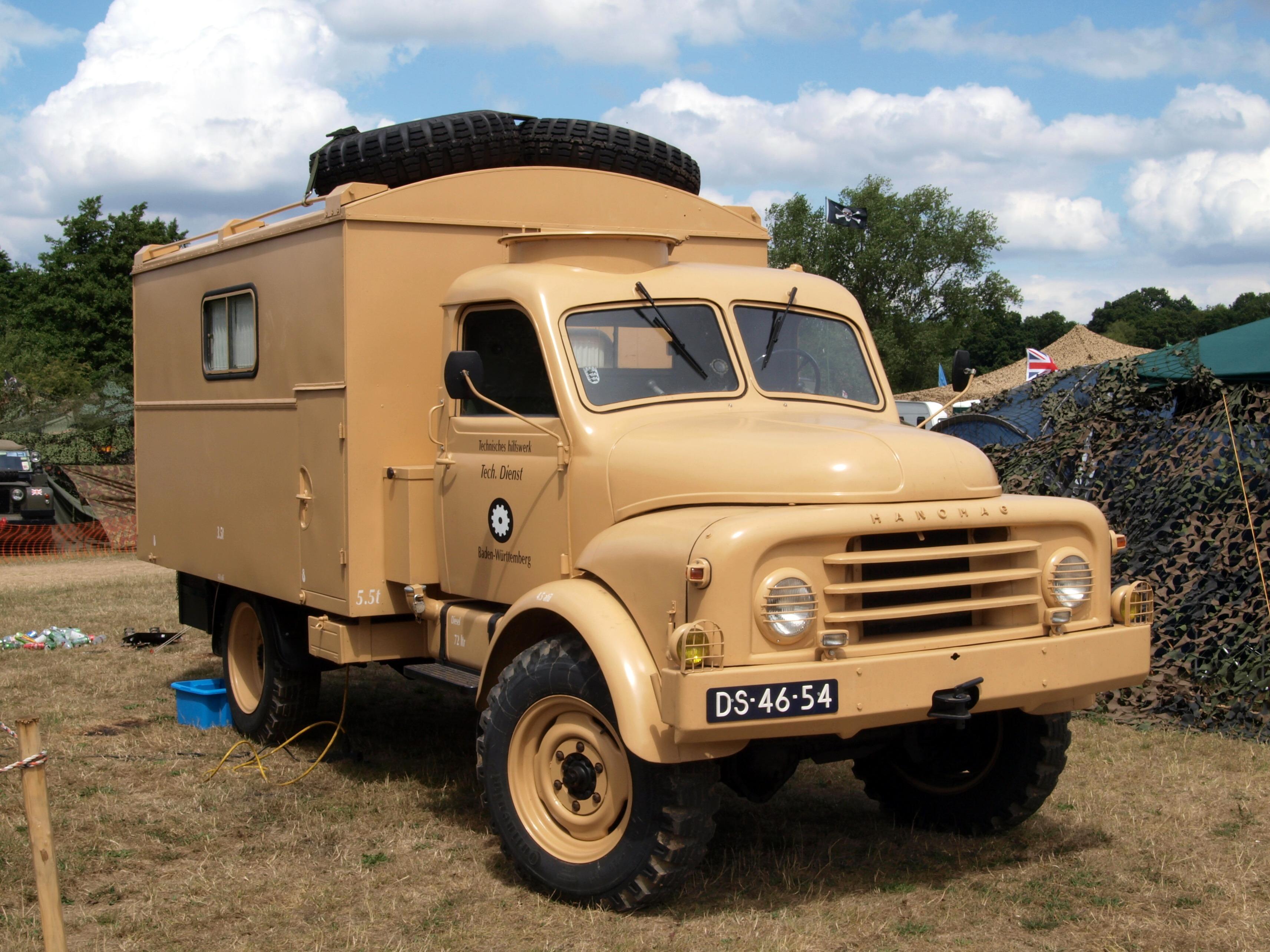 File:Hanomag AL-28 Mannschaftskraftwagen Pic2.JPG