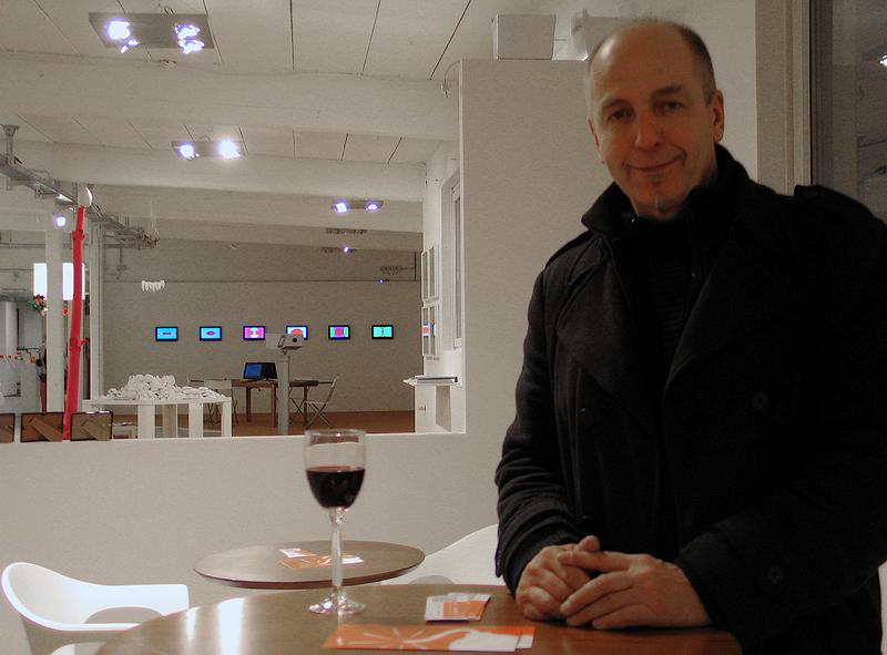 Künstler Hannover file harro schmidt künstler und leiter der kunsthalle faust auf der