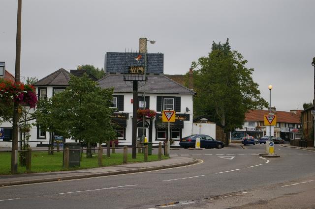 Hersham Village - geograph.org.uk - 51937