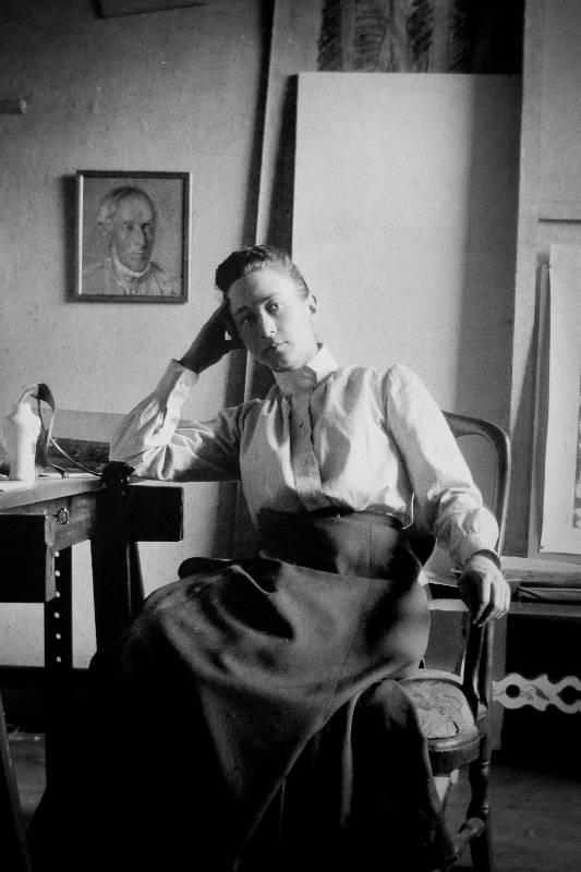 Hilma af Klint, el verdadero ícono del arte abstracto