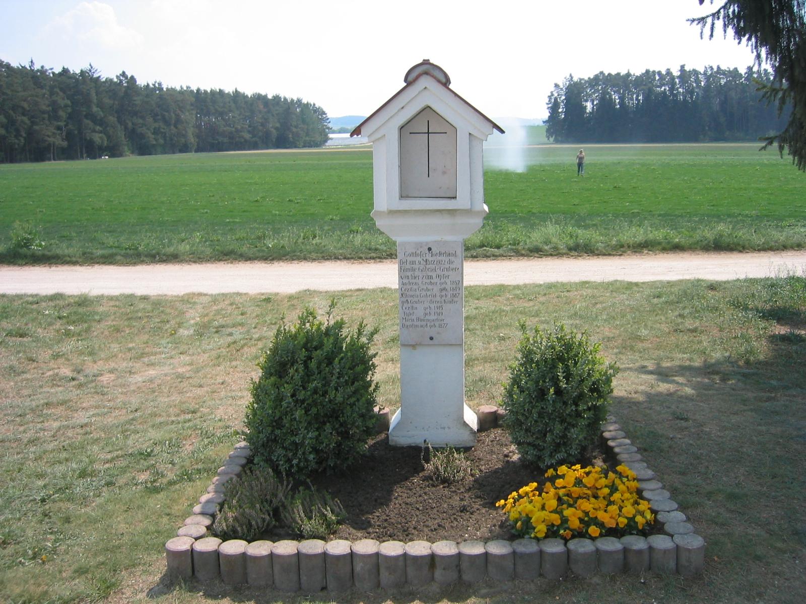 Hinterkaifeck-Marterl