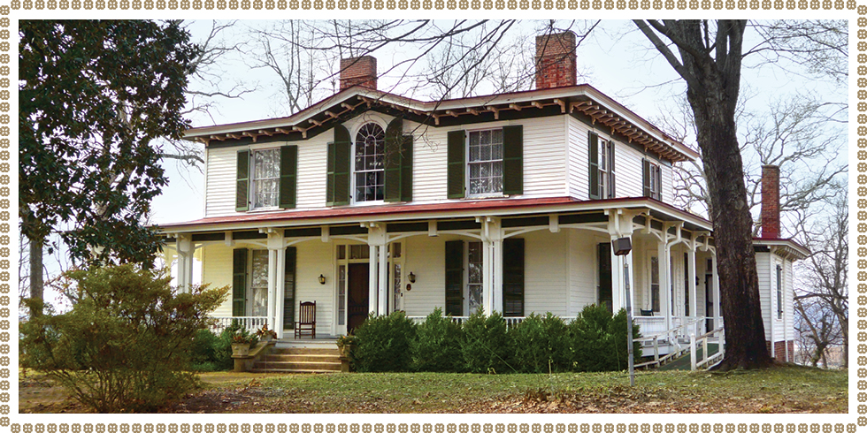 Mabry hazen house knoxville roadtrippers for House builders in knoxville tn