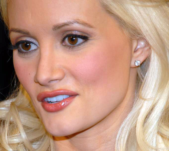 Holly madison as share