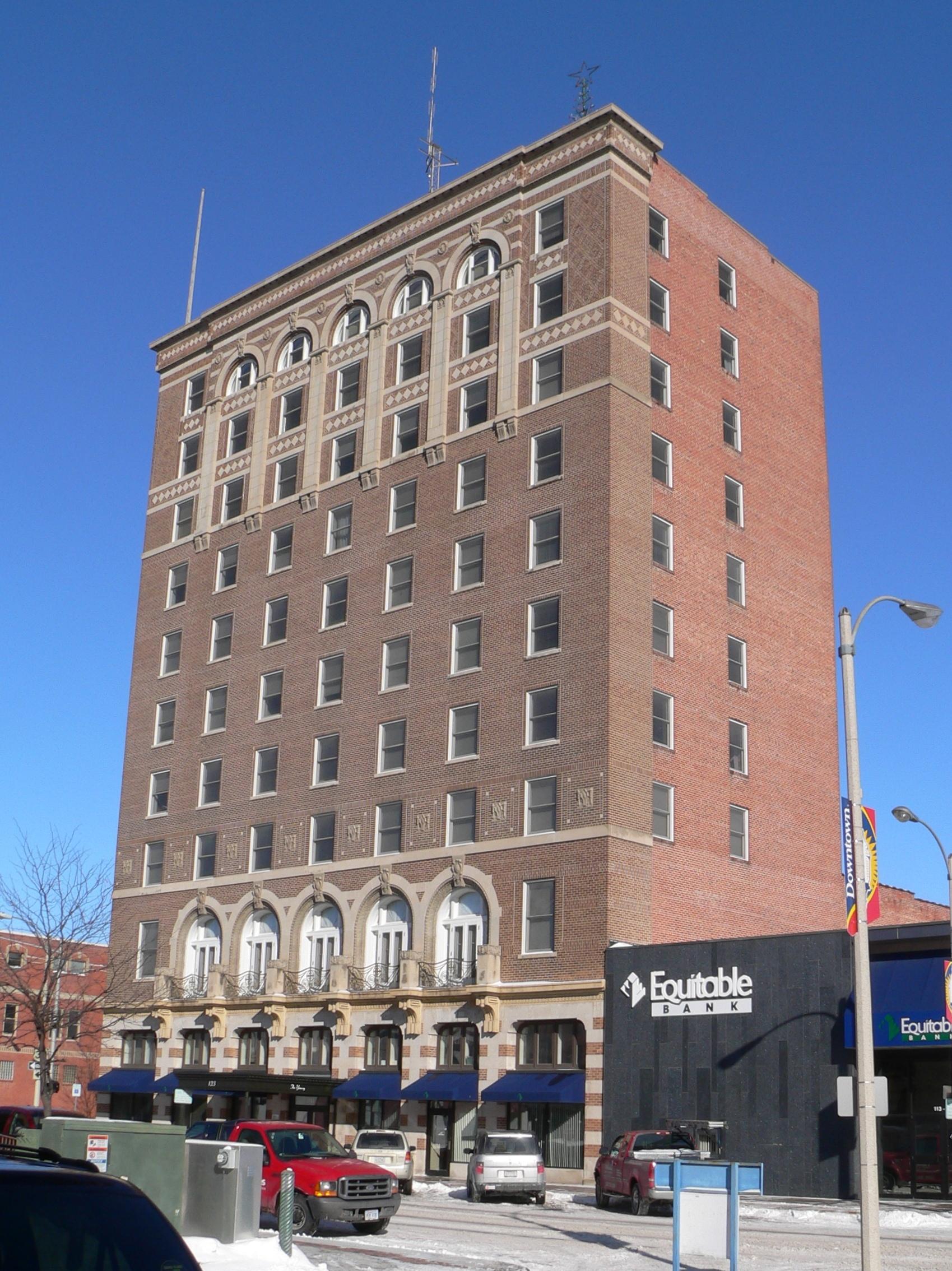 The Hotel Yancey Grand Island Nebraska
