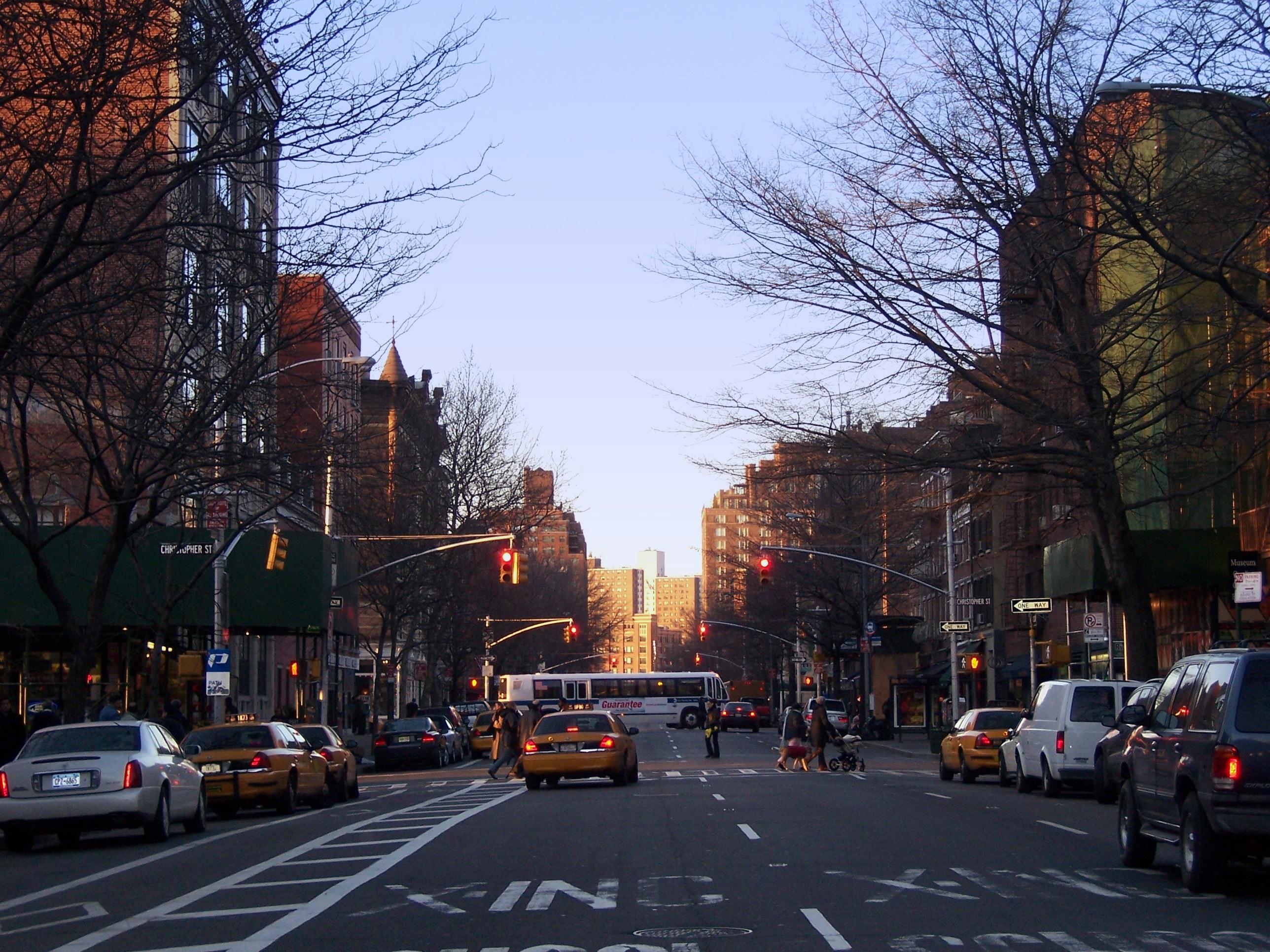 Hudson Street Manhattan Wikipedia