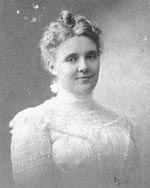 Ida S. Scudder as a young Woman