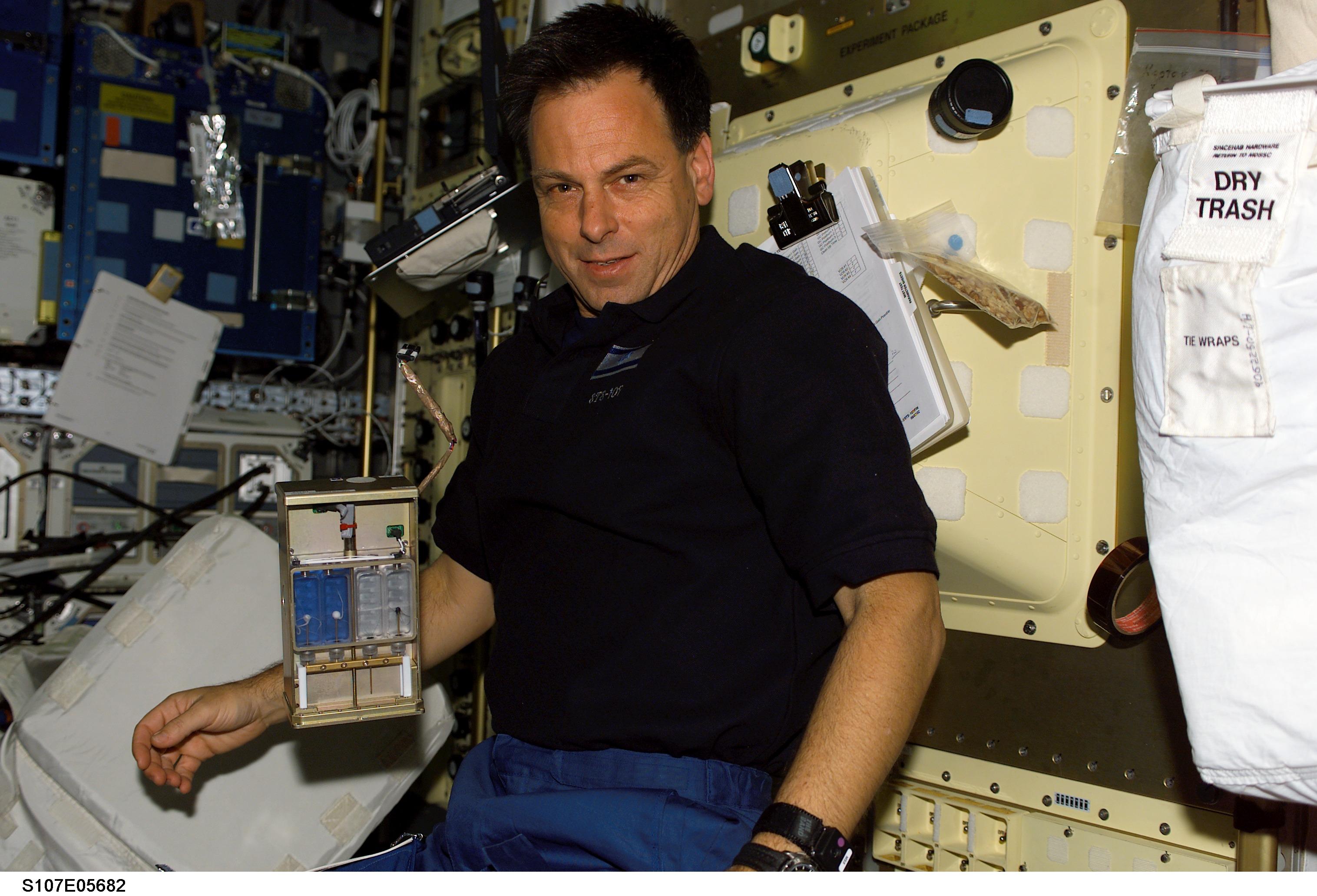 האסטרונאוט אילן רמון