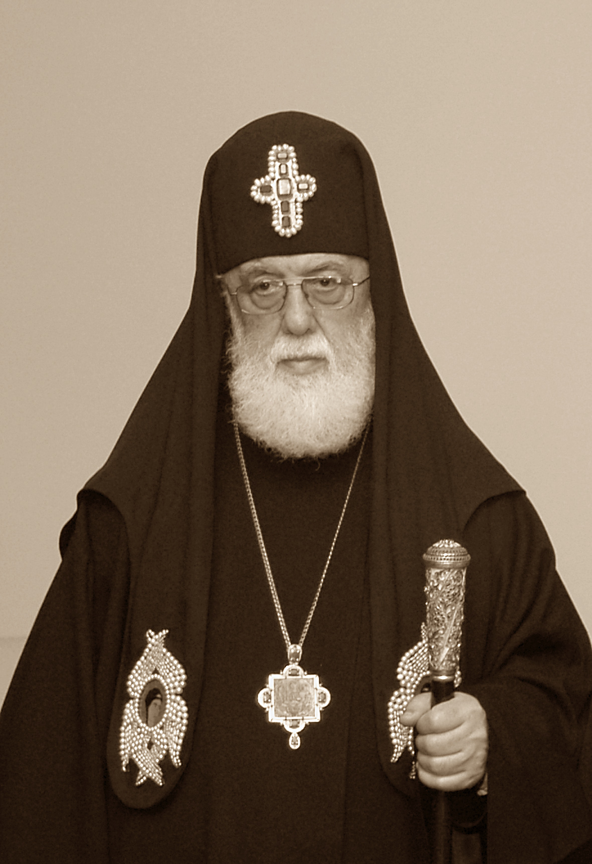 Patriarhul Georgiei se razgandeste. O noua predica a acestuia uimeste presa din tara, care nu se astepta la o asemenea intoarcere...