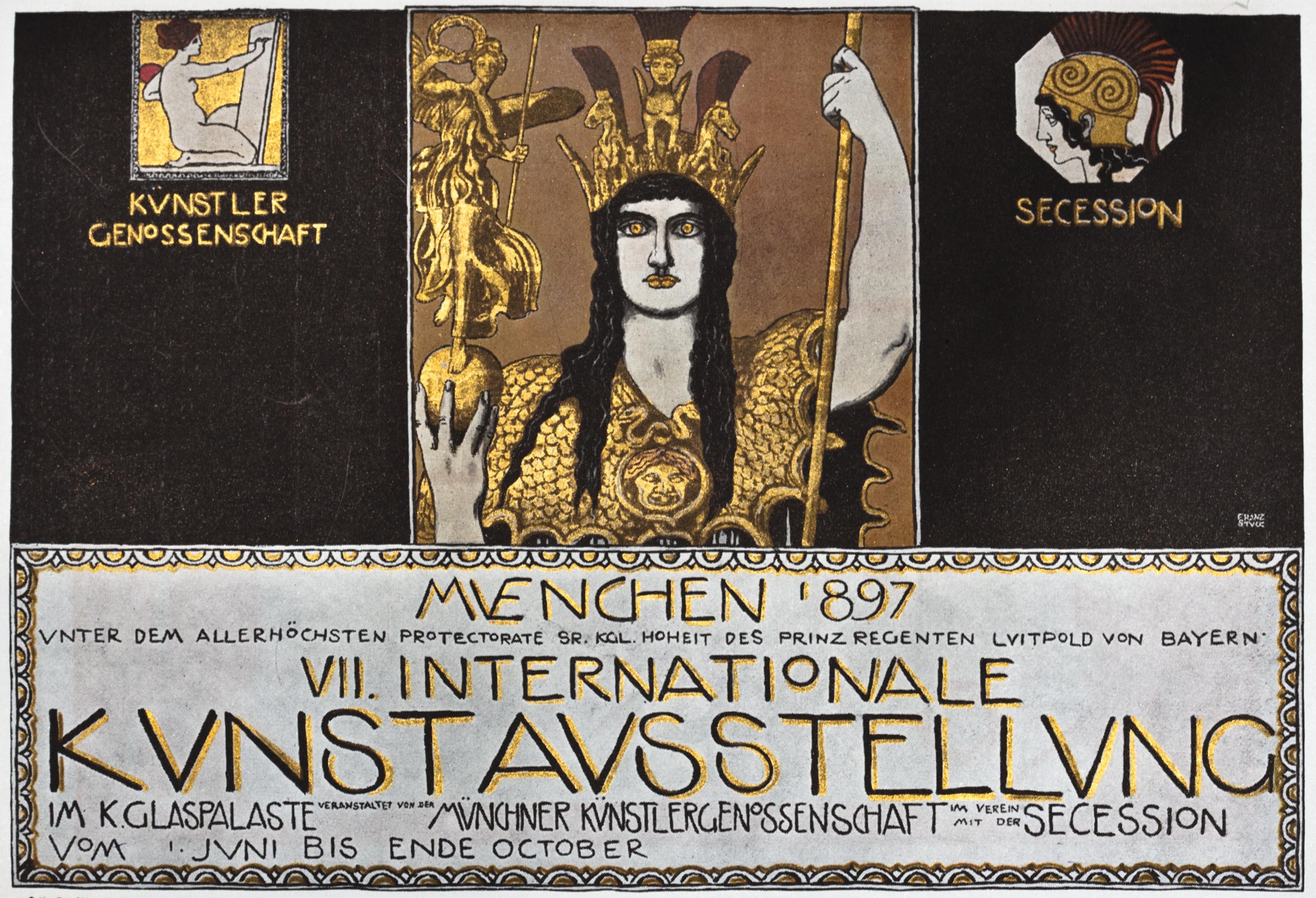Künstler München Maler münchener secession