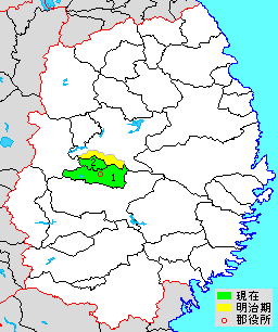 district of Japan