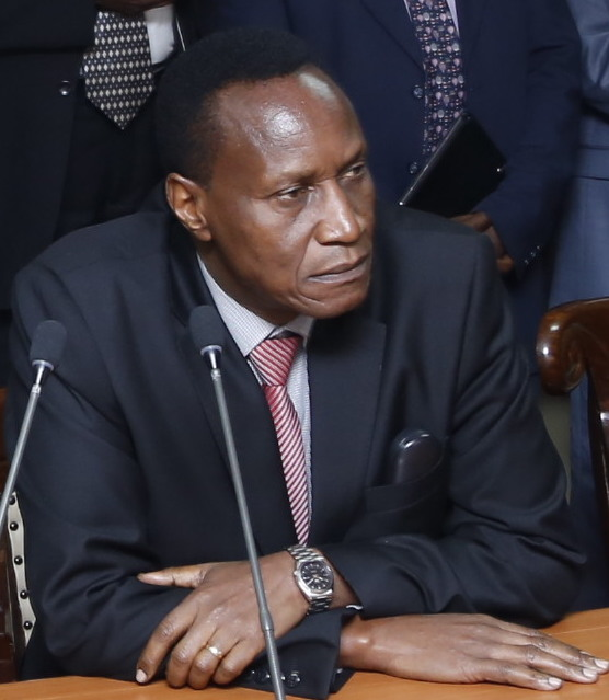 jacob kaimenyi