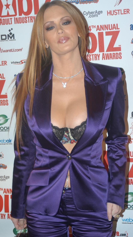 Jameson at the XBIZ awards in November 2005