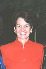 Kathleen Kennedy Townsend giving out awards, 2001, cropped