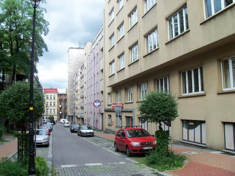 Ulica Stanisława Kobylińskiego w Katowicach